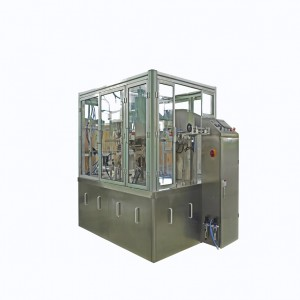 Factory selling Tea Leaf Packing Machine Price - SANITARY NAPKIN PRE-MADE PACKING MACHINE ADULT DIAPER PACKING MACHINE WITH ZIPPER BAG – Soontrue