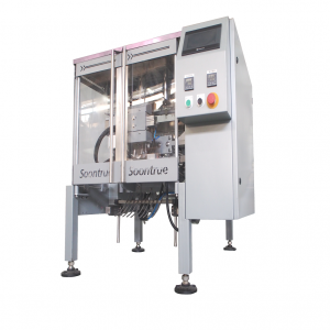 Automatic Small Chocolate Biscuits Snacks Food Packing Machine