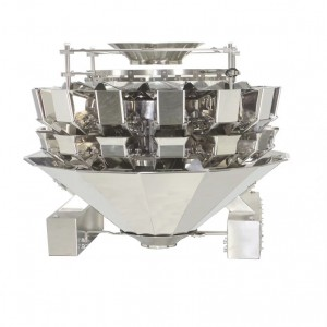 SNACK WAFERS POUCH FILLING SEALING MACHINE SNACK BISCUITS PREMADE POUCH PACKING MACHINE
