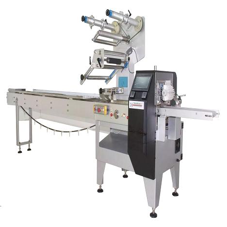 SZ180 horitzontal imatge màquina d'embalatge destacats