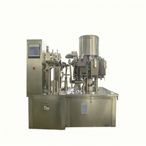 Vacuum Pre-made bag packing machine