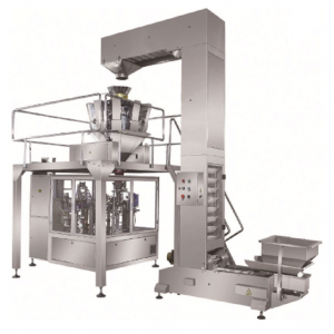 PRE-MADE BAG MAKING MACHINE AIR BAG PACKING MACHINE ROTARY PACKING MACHINE FOR CHIPS