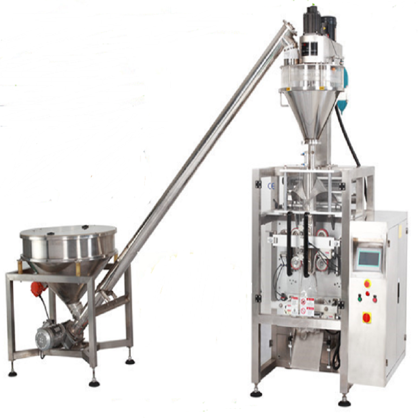 AUTOMATIC PESTICIDE/FERTILIZER/ADDITIVES/WASHING POWDER/ VERTICAL PACKAGING MACHINE Featured Image