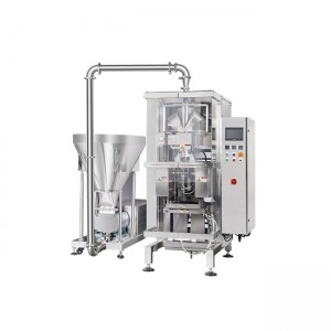 Quality Inspection for Tuna Packing Machine -