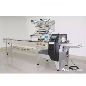China Supplier Automatic Flow Packing Machine -