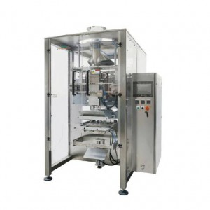 Chinese wholesale Doypack Pouch Food Packing Machine -