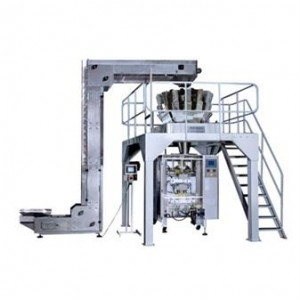 18 Years Factory Automatic Food Weight Packing Machine -