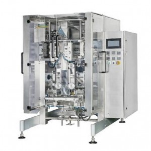 VFFS QUAD SEALING OR 4 EDGES SELAING PACKING MACHINE FOR MILK POWDERS AND COFFEE BEANS PACKING MACHINE