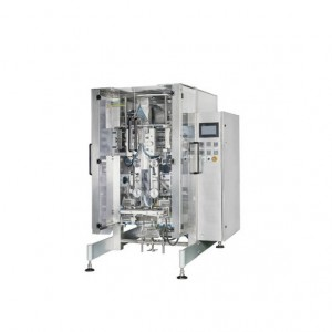China Gold Supplier for Automatic Oil Packaging Machine -