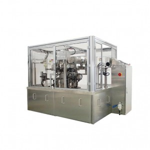 Good User Reputation for Liquid Popsicle Packaging Machine -