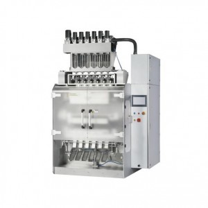 Newly Arrival Round Tea Bag Packing Machine -