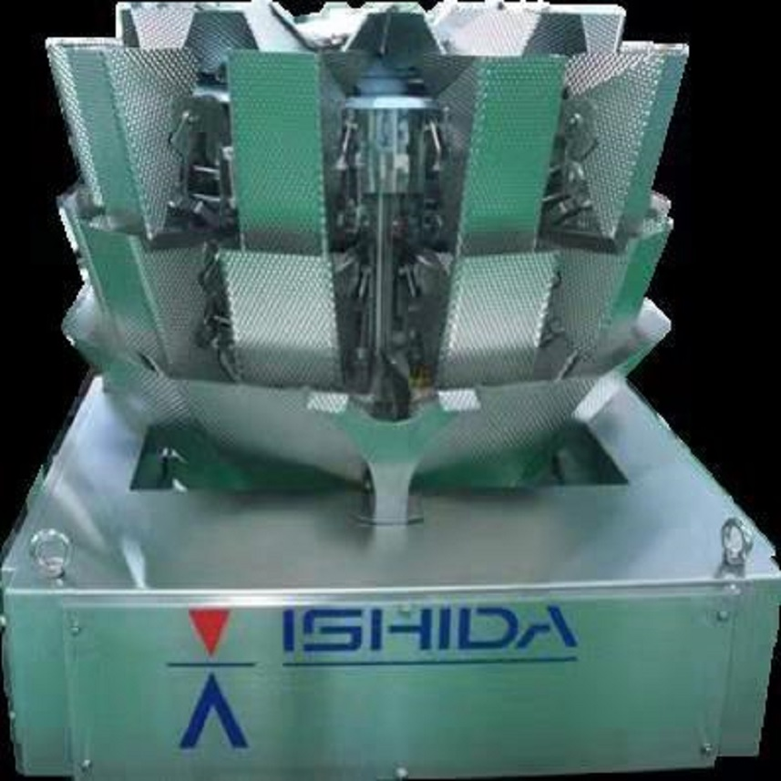 OEM manufacturer Chips Snack Packing Machine - SNACKS POTATO CHIPS PACKING MACHINE FOOD PACKAGING WITH ISHIDA MULTI HEAD WEIGHER – Soontrue