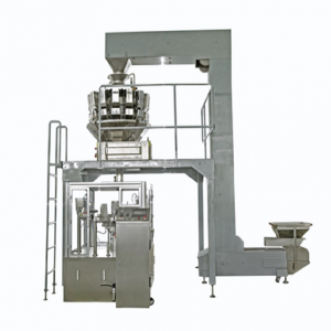 Doy packing with Multi-head weigher