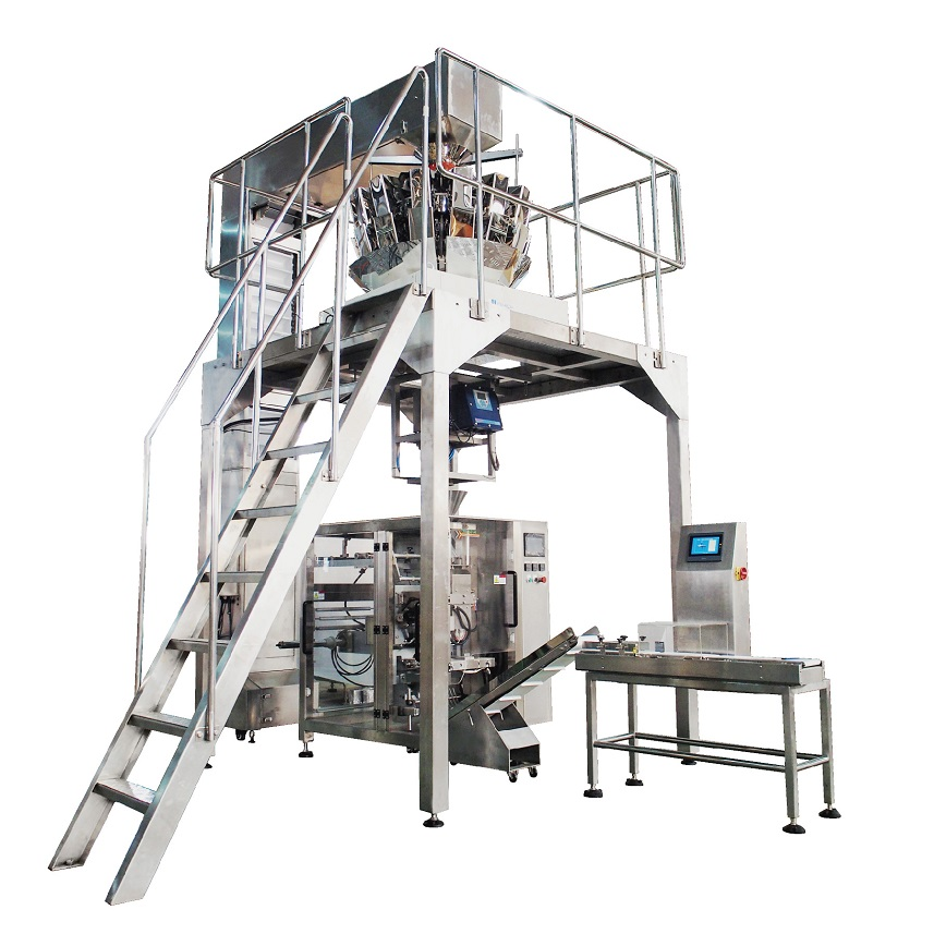 VFFS VERTICAL PACKING MACHINE FOR BISCUITS AND SMALL BREAD Featured Image