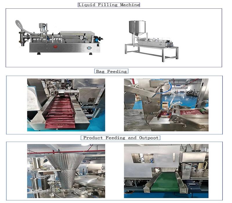 liquid filling process