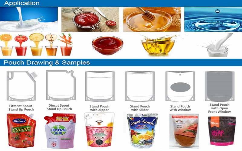 pouch liquid