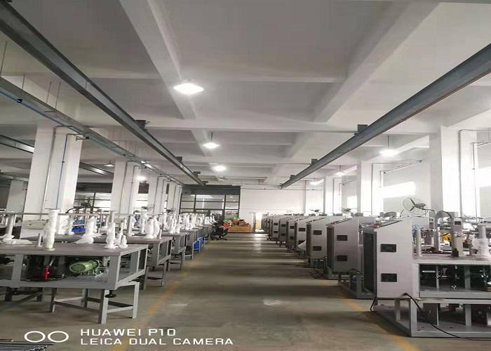 premade bag packing machine plant